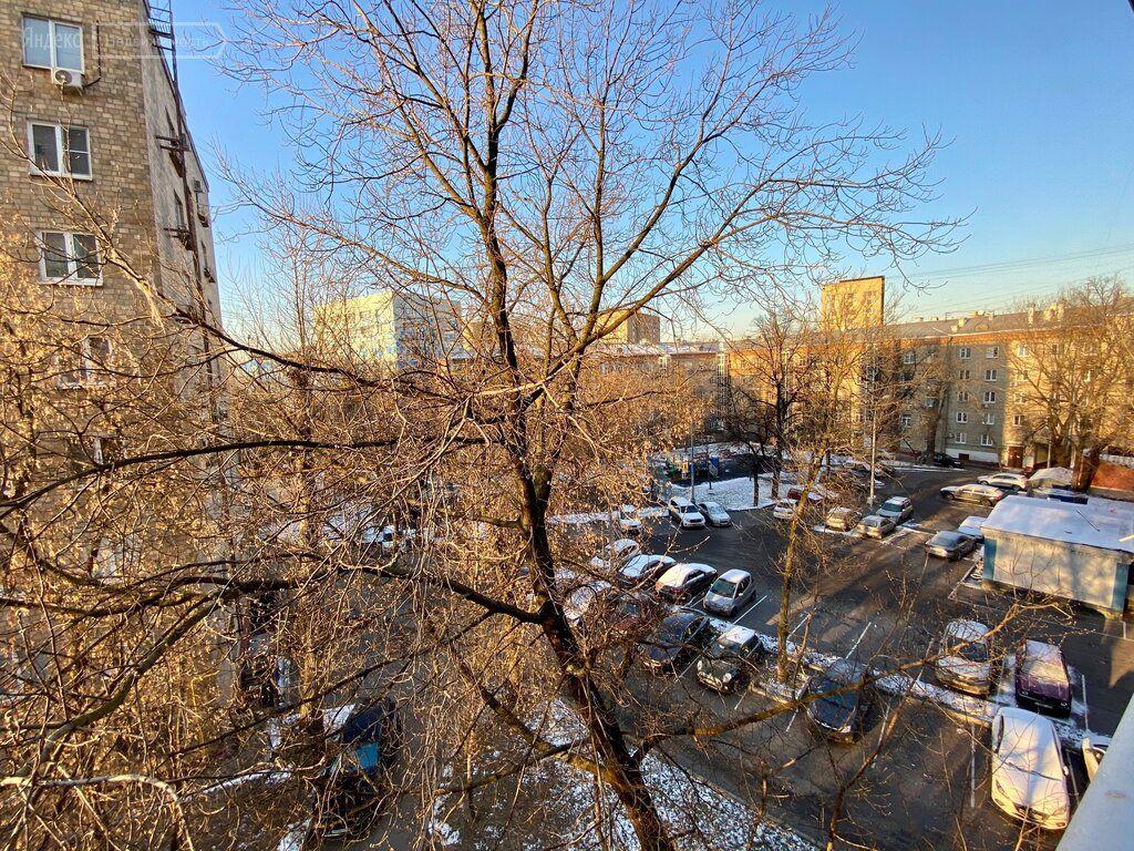 Аренда однокомнатной квартиры Москва, метро Таганская, Николоямская улица 43к3, цена 50000 рублей, 2021 год объявление №1289199 на megabaz.ru