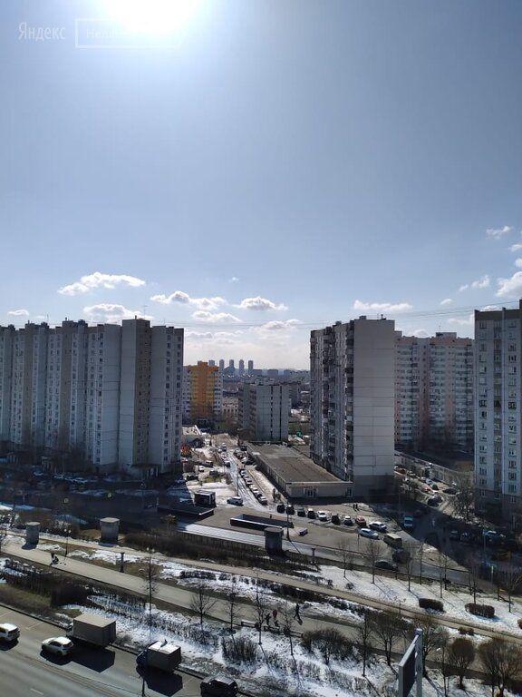 Продажа трёхкомнатной квартиры Москва, метро Митино, Митинская улица 36, цена 16700000 рублей, 2021 год объявление №595826 на megabaz.ru