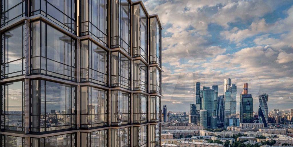 Продажа трёхкомнатной квартиры Москва, метро Студенческая, цена 43771200 рублей, 2021 год объявление №596712 на megabaz.ru