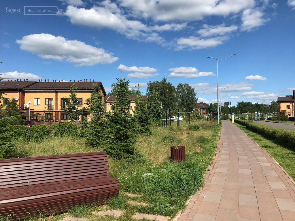 Продажа дома деревня Шолохово, улица Экодолье 23Б, цена 8100000 рублей, 2021 год объявление №639642 на megabaz.ru