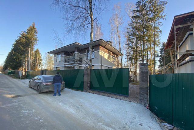 Продажа дома деревня Кашино, Московская улица, цена 23500000 рублей, 2021 год объявление №541917 на megabaz.ru