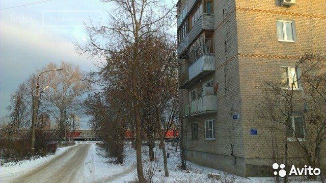 Продажа однокомнатной квартиры посёлок Пески, Советская улица 7, цена 1990000 рублей, 2021 год объявление №546919 на megabaz.ru