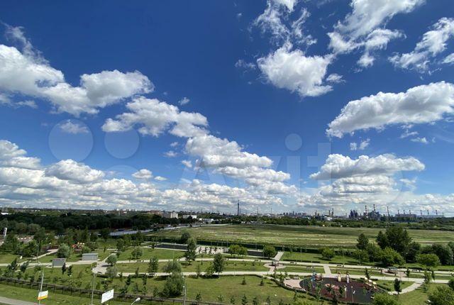 Продажа двухкомнатной квартиры Москва, метро Братиславская, улица Марьинский Парк 11, цена 11900000 рублей, 2021 год объявление №542608 на megabaz.ru