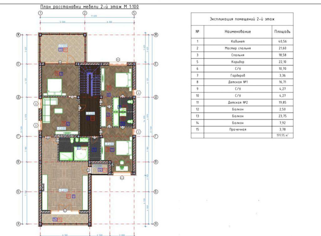 Продажа дома деревня Першино, Открытая улица, цена 28320000 рублей, 2021 год объявление №547240 на megabaz.ru