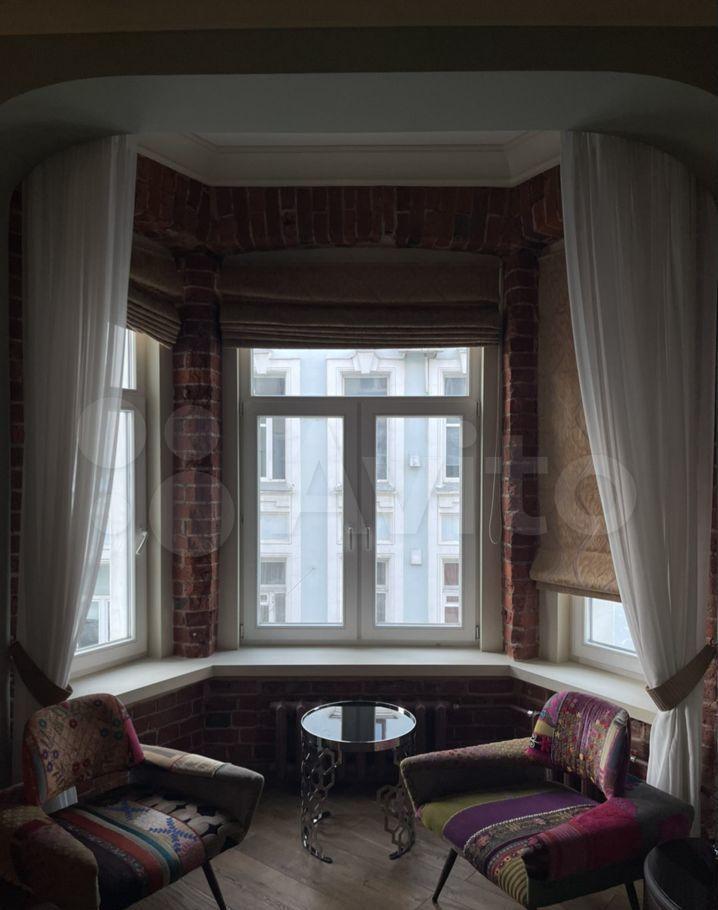 Продажа трёхкомнатной квартиры Москва, метро Арбатская, Мерзляковский переулок 15, цена 67000000 рублей, 2021 год объявление №584862 на megabaz.ru