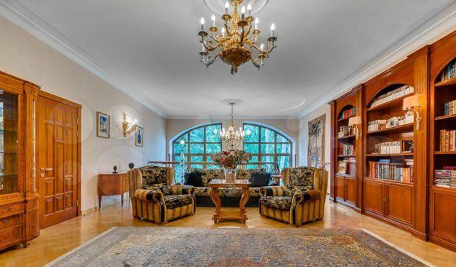 Продажа дома поселок Горки-2, Сосновая улица 19, цена 384000000 рублей, 2021 год объявление №534595 на megabaz.ru