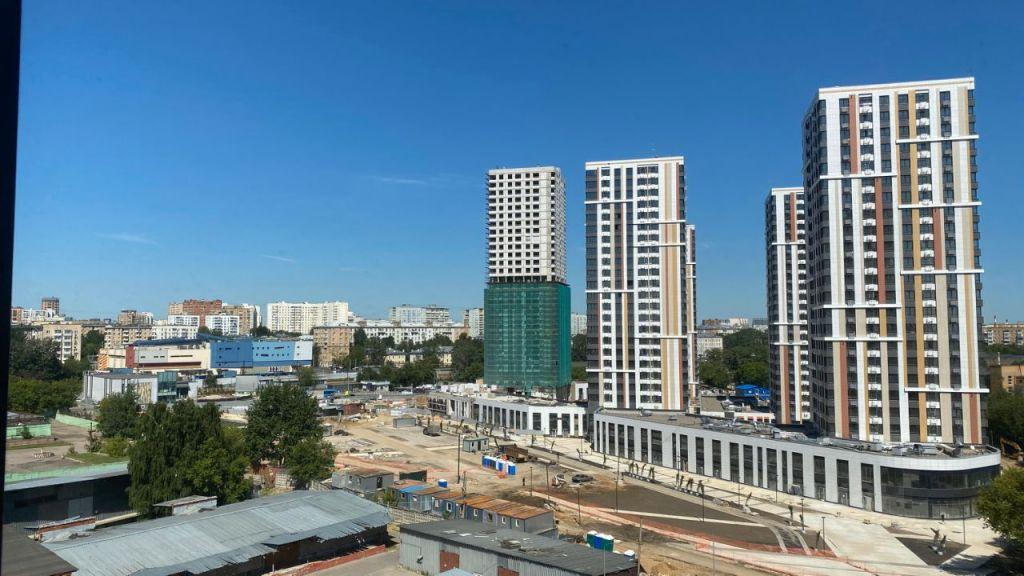 Продажа трёхкомнатной квартиры Москва, метро Варшавская, 1-й Котляковский переулок 2Ак2, цена 19500000 рублей, 2021 год объявление №650740 на megabaz.ru