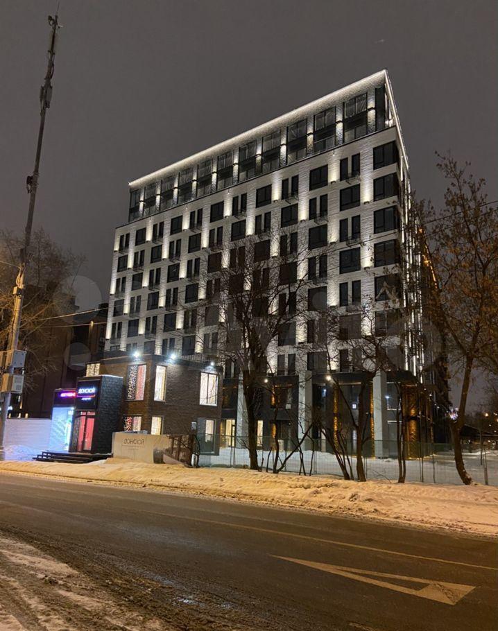 Продажа однокомнатной квартиры Москва, метро Тульская, цена 12500000 рублей, 2021 год объявление №612325 на megabaz.ru