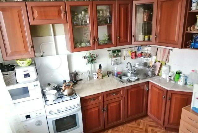 Продажа двухкомнатной квартиры Ликино-Дулёво, улица Кирова 68, цена 2900000 рублей, 2021 год объявление №567359 на megabaz.ru