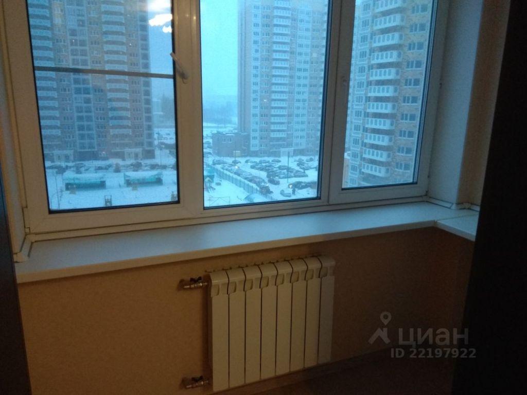 Аренда однокомнатной квартиры Долгопрудный, метро Речной вокзал, проспект Ракетостроителей 9к3, цена 30000 рублей, 2021 год объявление №1433086 на megabaz.ru