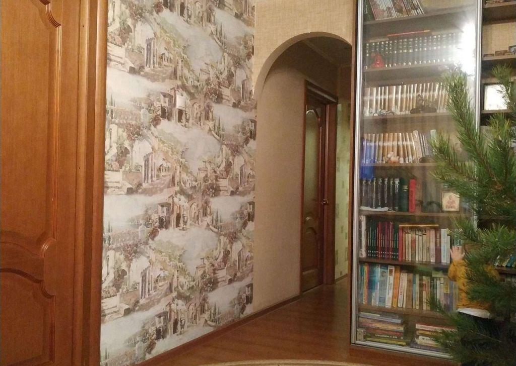Аренда трёхкомнатной квартиры Клин, улица Карла Маркса 82, цена 30000 рублей, 2021 год объявление №1308423 на megabaz.ru