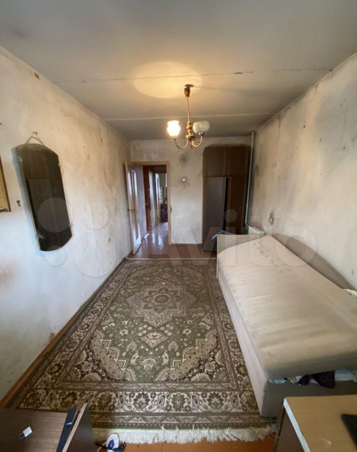 Продажа двухкомнатной квартиры село Семеновское, Школьная улица 4, цена 2100000 рублей, 2021 год объявление №585734 на megabaz.ru