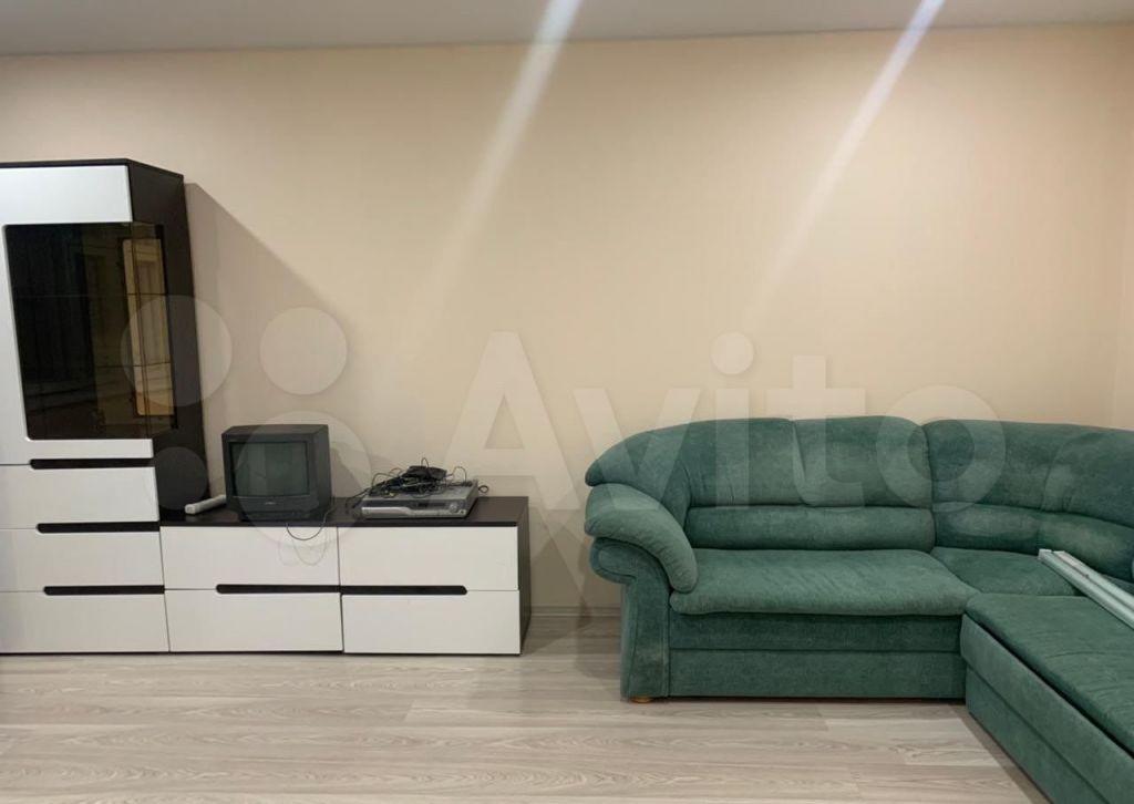 Аренда однокомнатной квартиры Голицыно, Советская улица 48, цена 22000 рублей, 2021 год объявление №1411374 на megabaz.ru