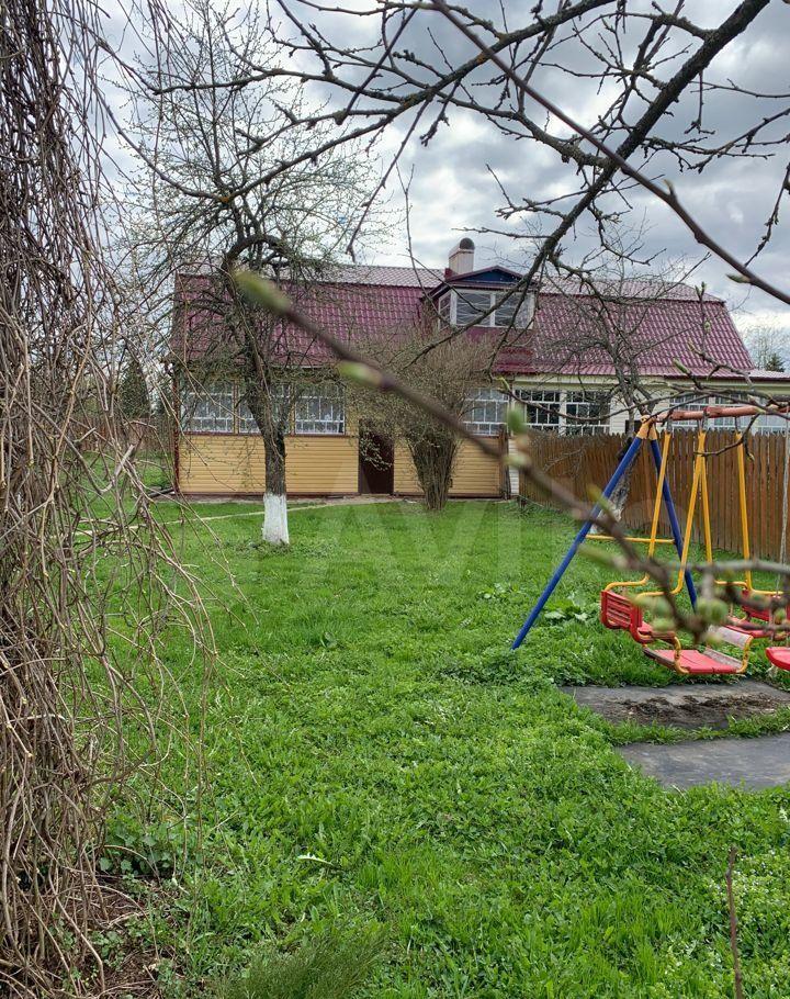 Продажа дома село Осташево, Школьная улица 23А, цена 6000000 рублей, 2021 год объявление №621223 на megabaz.ru
