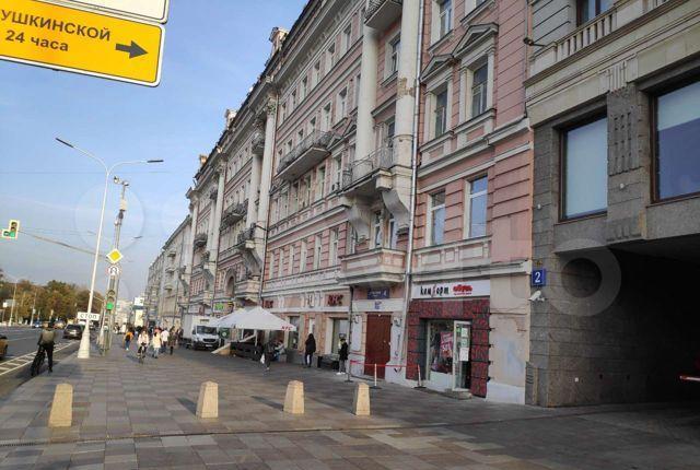 Продажа пятикомнатной квартиры Москва, метро Чеховская, Страстной бульвар 4с1, цена 45000000 рублей, 2021 год объявление №535294 на megabaz.ru