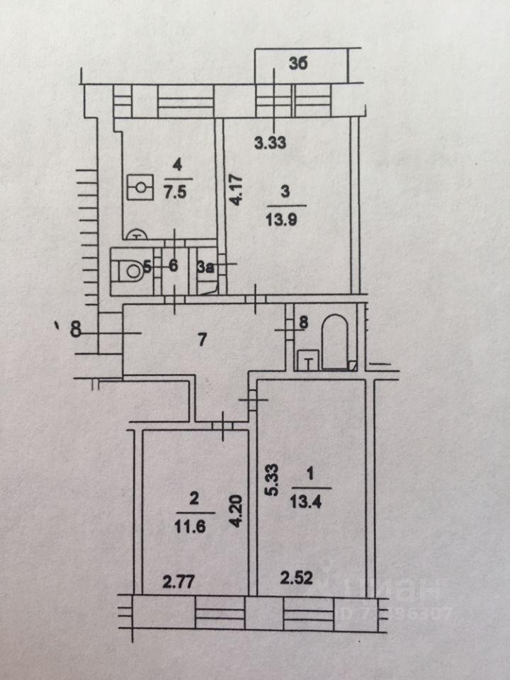 Продажа трёхкомнатной квартиры Москва, метро Смоленская, Большой Лёвшинский переулок 8А, цена 49000000 рублей, 2021 год объявление №606702 на megabaz.ru