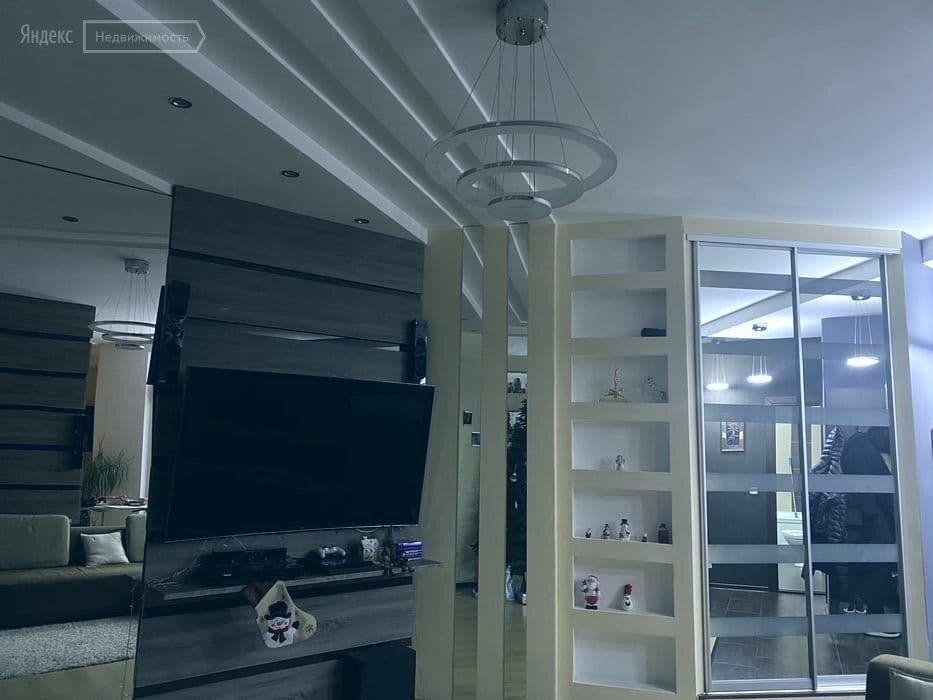 Аренда однокомнатной квартиры Москва, метро Семеновская, Измайловское шоссе 11, цена 35000 рублей, 2021 год объявление №1326811 на megabaz.ru