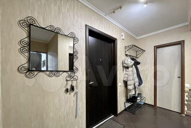Аренда двухкомнатной квартиры рабочий посёлок Селятино, Теннисная улица 52к1, цена 27000 рублей, 2021 год объявление №1308376 на megabaz.ru