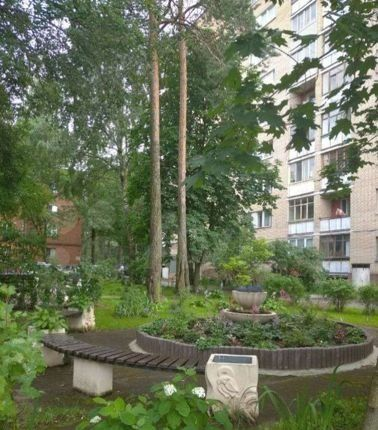 Аренда однокомнатной квартиры поселок Горки-2, цена 23000 рублей, 2021 год объявление №1291764 на megabaz.ru