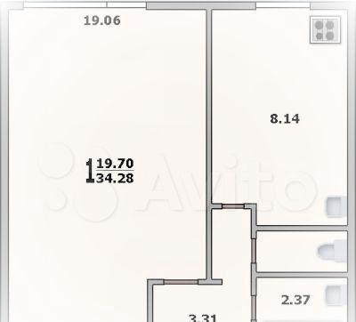 Аренда однокомнатной квартиры Москва, метро Марьина роща, Октябрьская улица 33, цена 20000 рублей, 2021 год объявление №1292364 на megabaz.ru