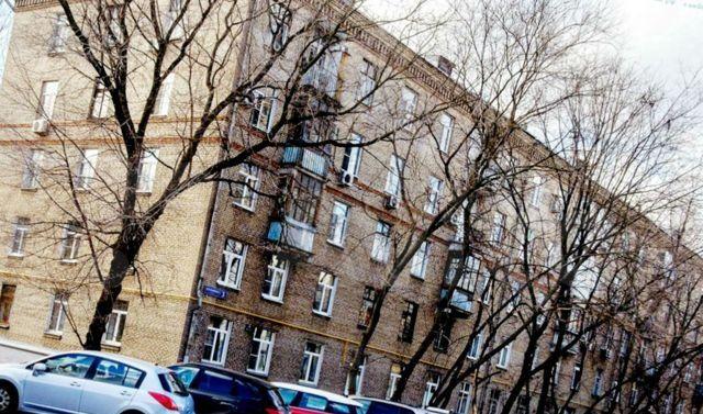 Продажа студии Москва, метро Рижская, улица Верземнека 3, цена 4400000 рублей, 2021 год объявление №548177 на megabaz.ru