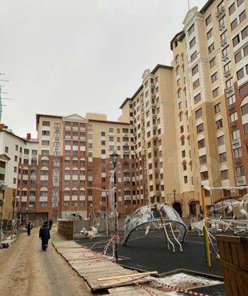 Продажа однокомнатной квартиры поселок Развилка, метро Зябликово, Римский проезд 5с1, цена 5450000 рублей, 2021 год объявление №548309 на megabaz.ru