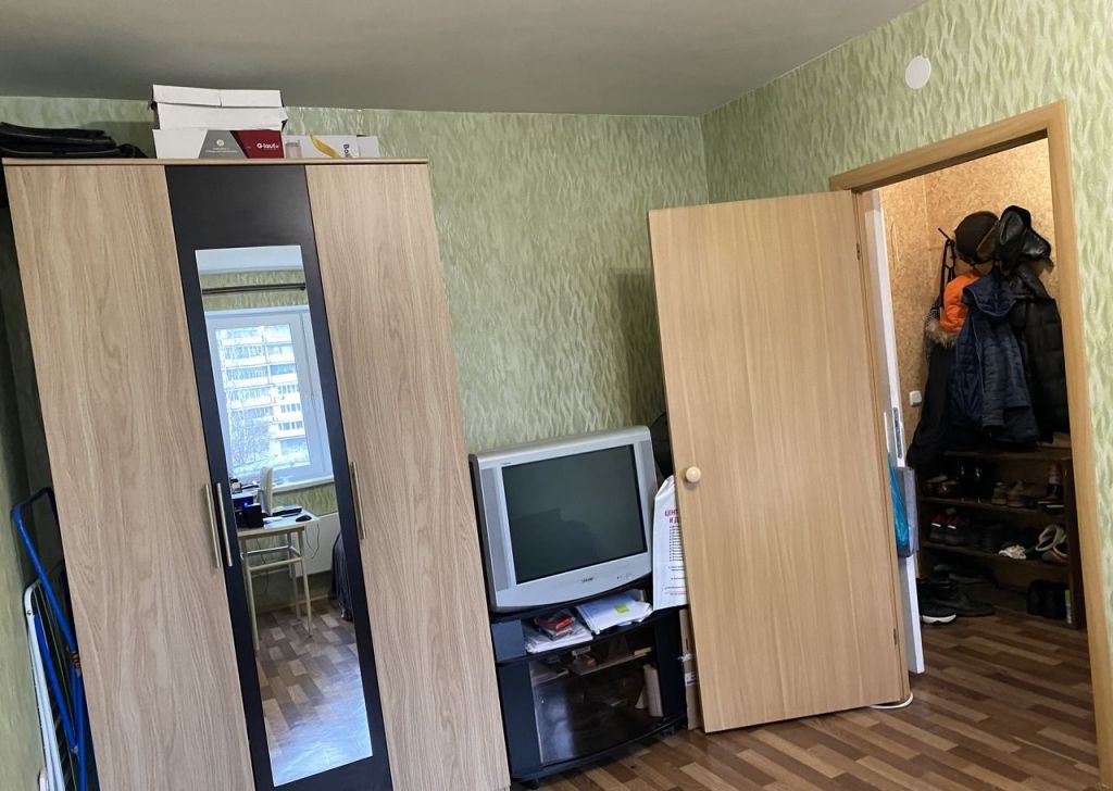 Продажа однокомнатной квартиры рабочий посёлок Тучково, цена 2300000 рублей, 2021 год объявление №535939 на megabaz.ru