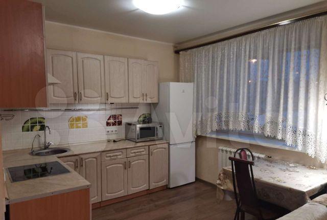 Аренда однокомнатной квартиры поселок Аничково, цена 15500 рублей, 2021 год объявление №1292891 на megabaz.ru