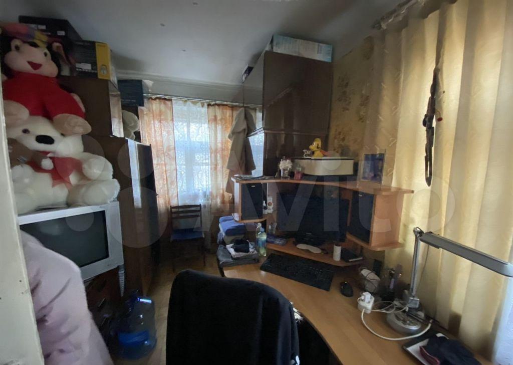 Продажа двухкомнатной квартиры рабочий посёлок Правдинский, Степаньковское шоссе 35, цена 3800000 рублей, 2021 год объявление №633342 на megabaz.ru