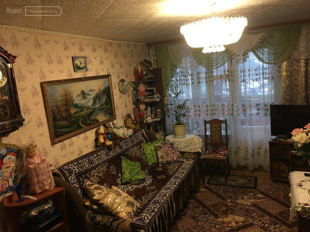 Продажа трёхкомнатной квартиры Москва, метро Первомайская, Первомайская улица 106, цена 14250000 рублей, 2021 год объявление №555232 на megabaz.ru