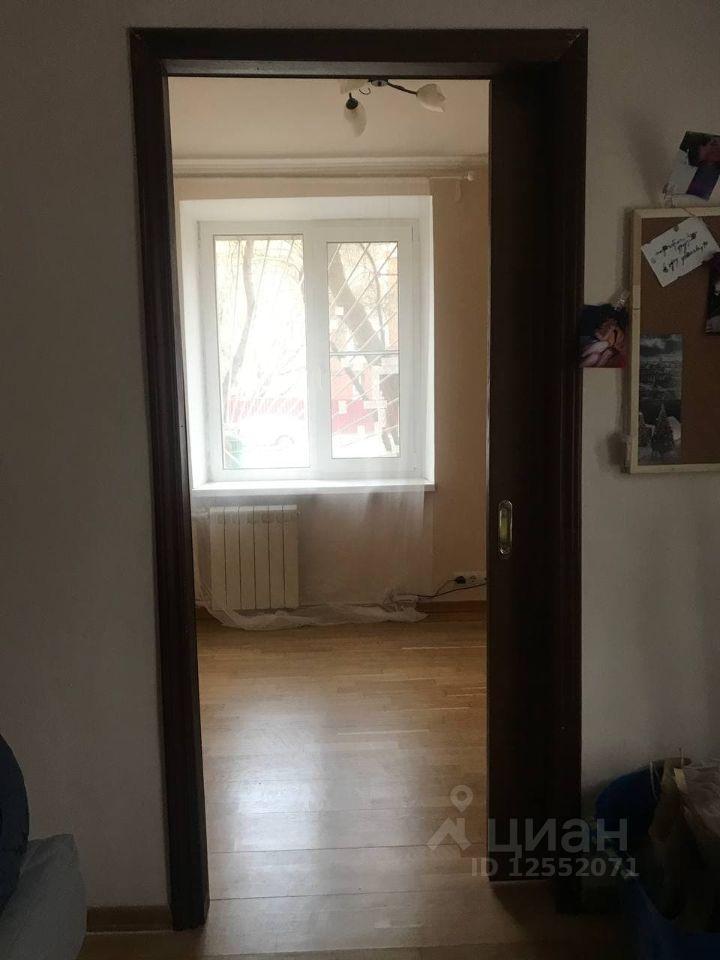 Аренда двухкомнатной квартиры Москва, метро Ленинский проспект, Малая Тульская улица 6, цена 45000 рублей, 2021 год объявление №1413663 на megabaz.ru