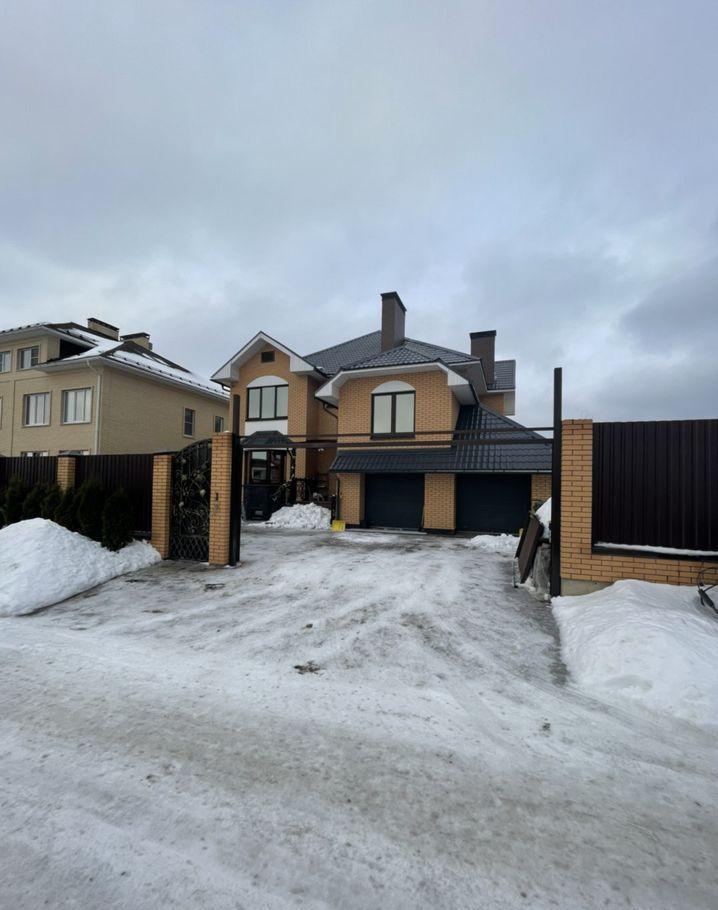 Продажа дома поселок Мещерино, цена 25000000 рублей, 2021 год объявление №560539 на megabaz.ru