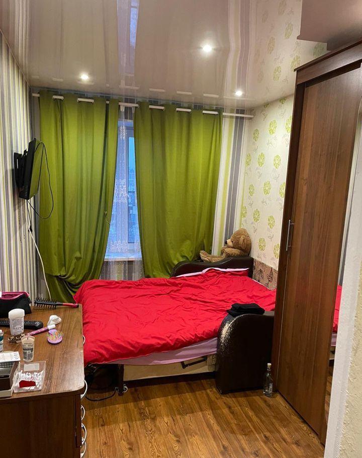 Продажа двухкомнатной квартиры посёлок Дружба, Первомайская улица 5, цена 4700000 рублей, 2021 год объявление №548809 на megabaz.ru