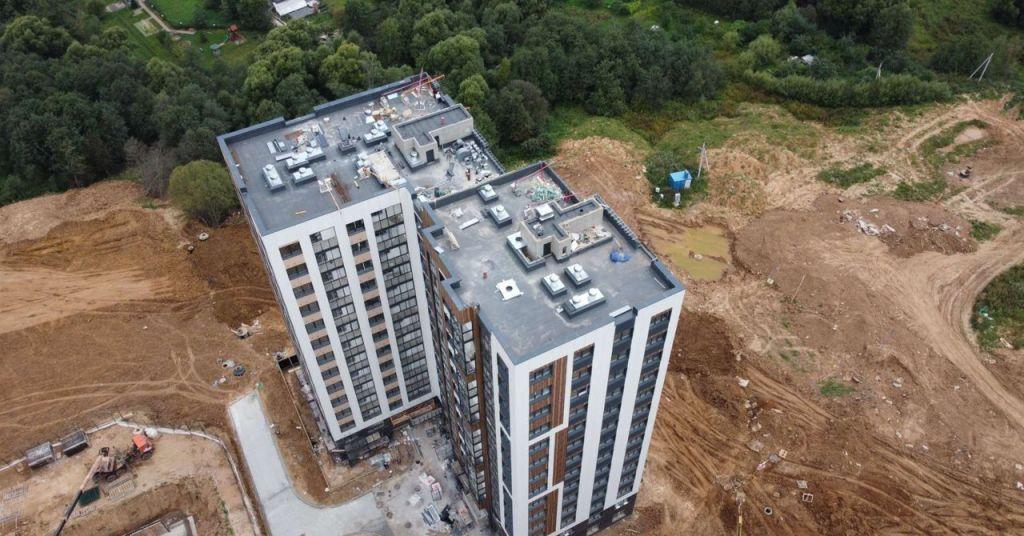 Продажа трёхкомнатной квартиры село Воскресенское, цена 10760000 рублей, 2021 год объявление №522329 на megabaz.ru