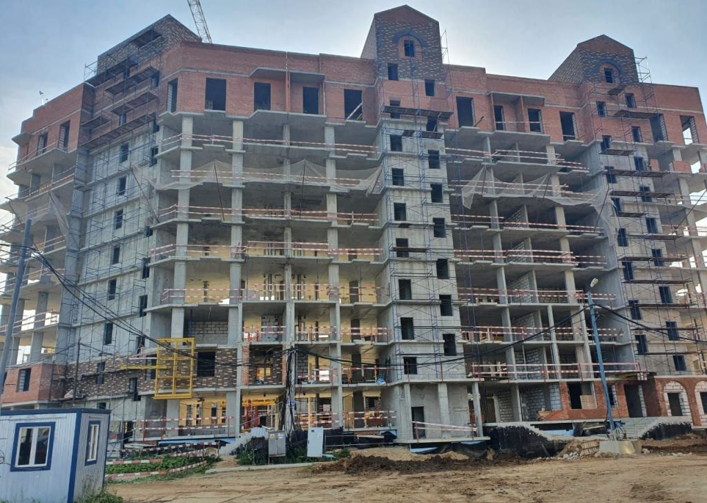 Продажа двухкомнатной квартиры село Лайково, цена 4200000 рублей, 2021 год объявление №520215 на megabaz.ru