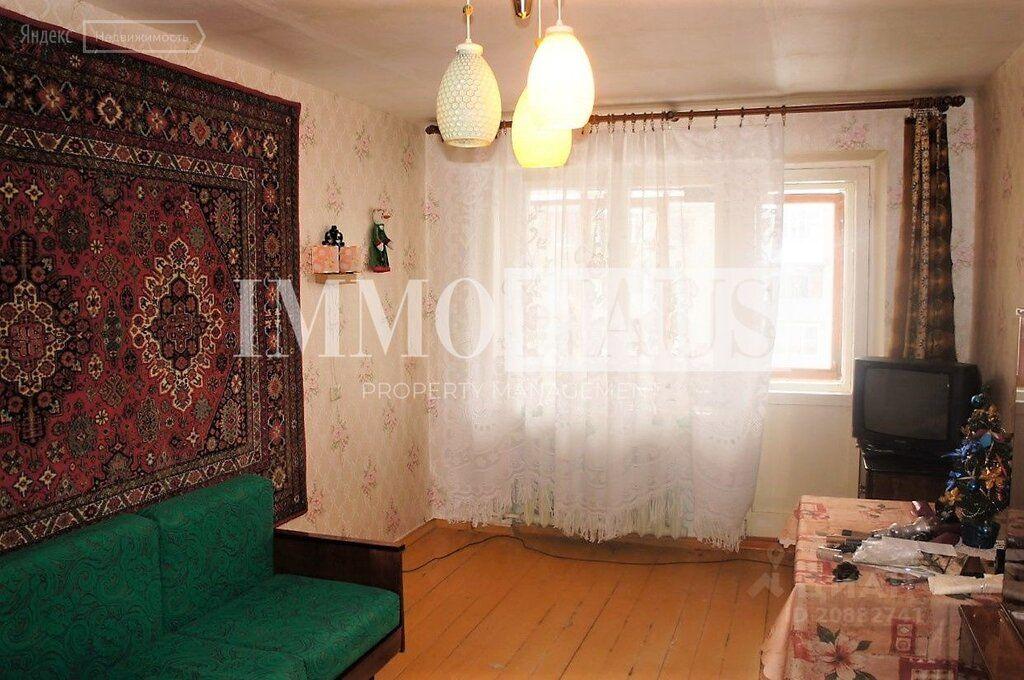 Продажа однокомнатной квартиры Красноармейск, Дачная улица 1, цена 2300000 рублей, 2021 год объявление №589691 на megabaz.ru