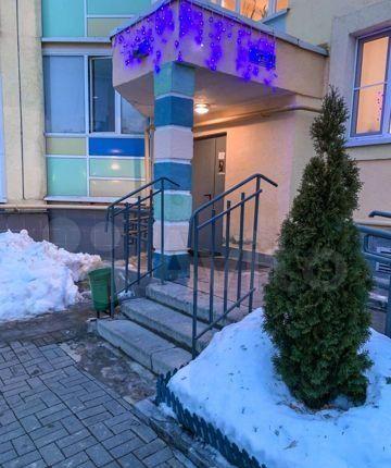 Продажа однокомнатной квартиры деревня Чёрная, Широкая улица 21, цена 5100000 рублей, 2021 год объявление №541939 на megabaz.ru