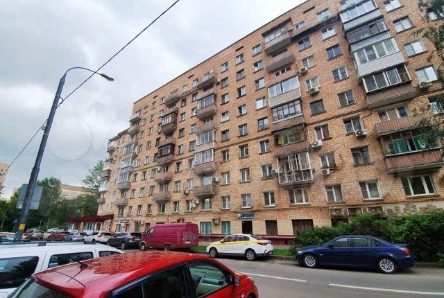 Продажа двухкомнатной квартиры Москва, метро Парк Победы, улица Пудовкина 5, цена 12700000 рублей, 2021 год объявление №556102 на megabaz.ru