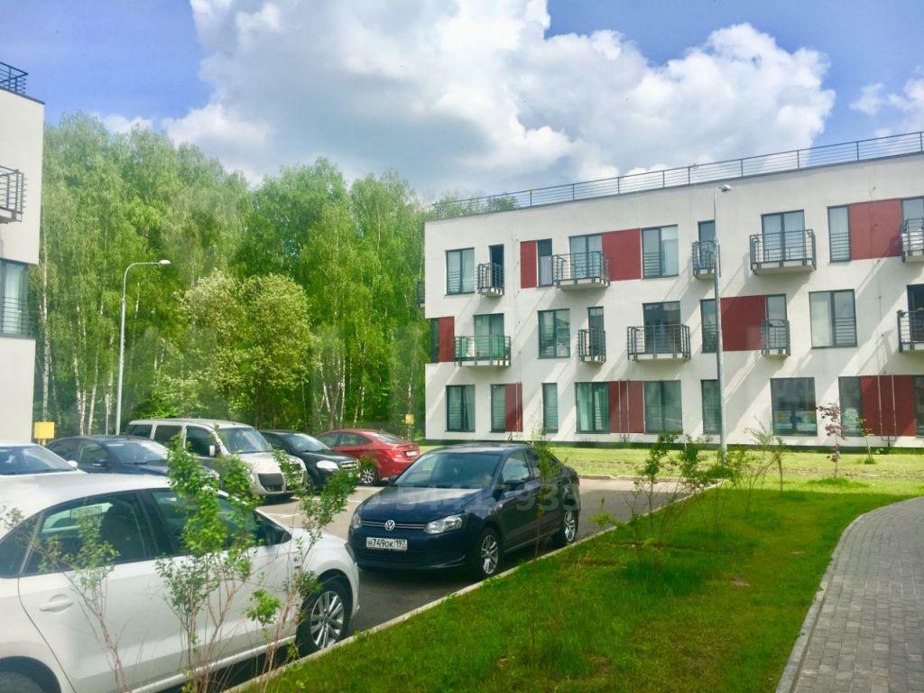 Продажа однокомнатной квартиры поселок Мещерино, метро Домодедовская, цена 3500000 рублей, 2021 год объявление №450633 на megabaz.ru