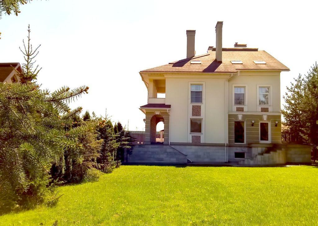Продажа дома дачный посёлок Лесной Городок, цена 59000000 рублей, 2020 год объявление №507029 на megabaz.ru