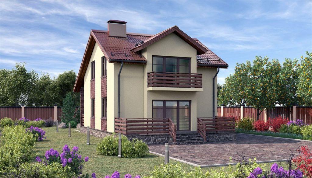 Продажа дома село Воскресенское, цена 8800000 рублей, 2021 год объявление №549342 на megabaz.ru