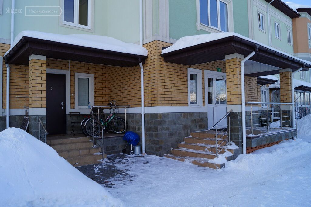 Продажа трёхкомнатной квартиры село Верхнее Мячково, Подгорная улица 219, цена 10850000 рублей, 2021 год объявление №567445 на megabaz.ru