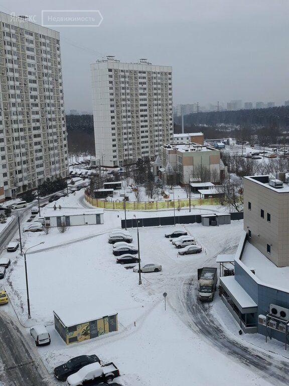 Продажа однокомнатной квартиры Москва, метро Люблино, Ставропольский проезд 3, цена 9500000 рублей, 2021 год объявление №556177 на megabaz.ru