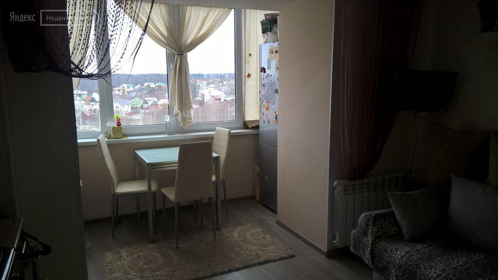 Продажа студии деревня Павловское, цена 4200000 рублей, 2021 год объявление №571592 на megabaz.ru