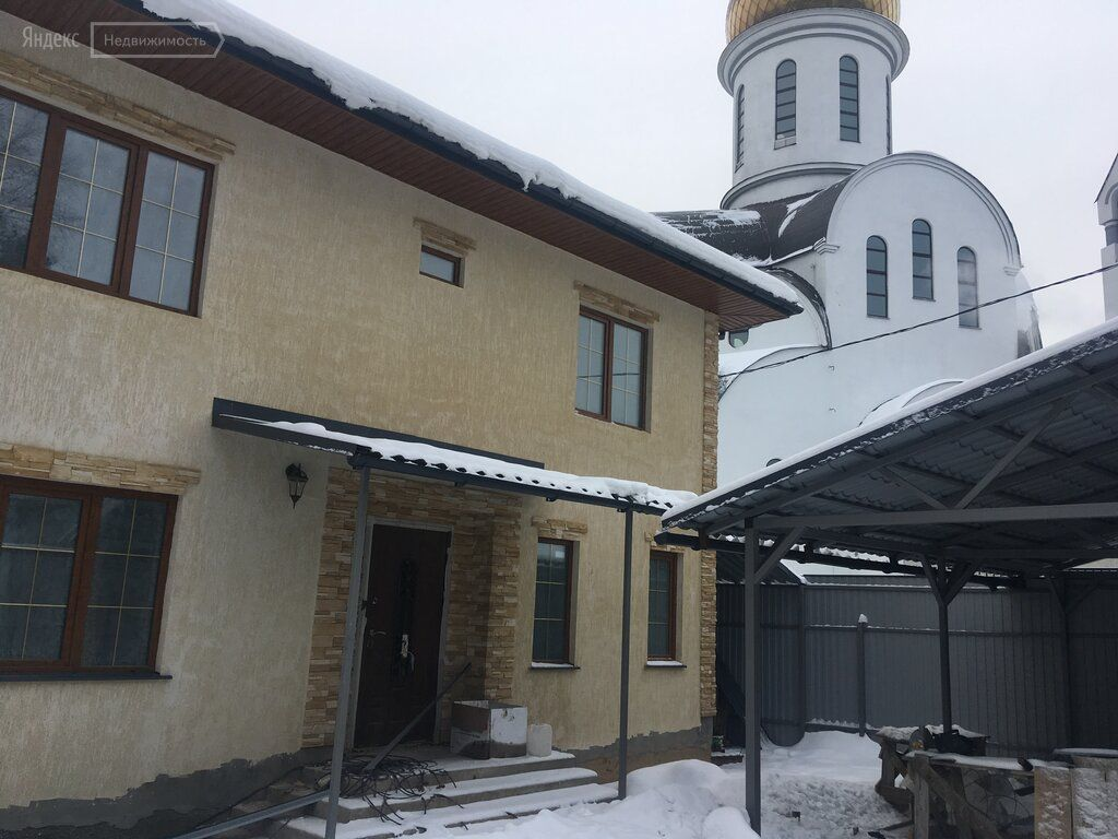 Продажа дома село Немчиновка, 2-й просек 8, цена 25000000 рублей, 2021 год объявление №557154 на megabaz.ru