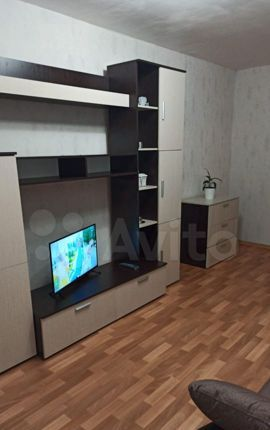 Аренда однокомнатной квартиры поселок Аничково, цена 16000 рублей, 2021 год объявление №1217115 на megabaz.ru