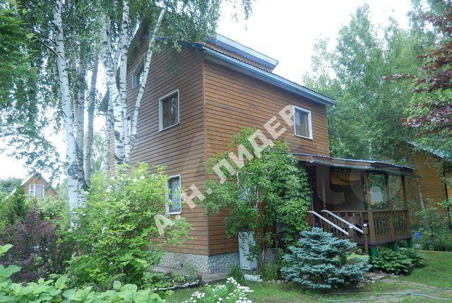 Продажа дома деревня Васютино, цена 2500000 рублей, 2021 год объявление №549691 на megabaz.ru