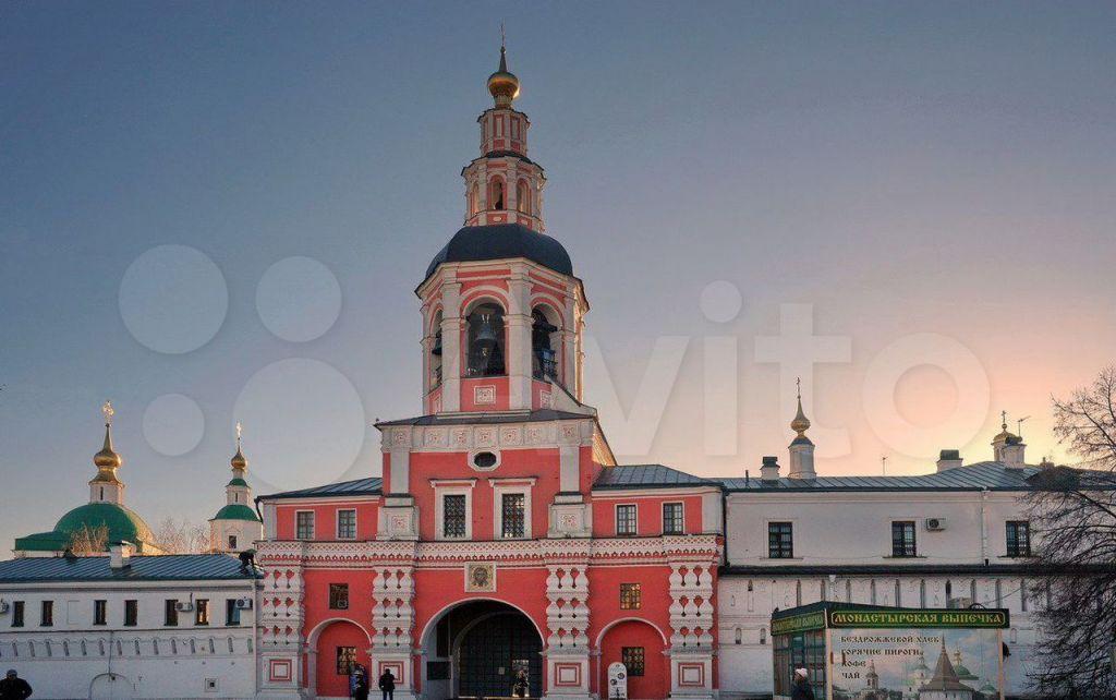 Продажа двухкомнатной квартиры Москва, метро Серпуховская, цена 22700000 рублей, 2021 год объявление №636818 на megabaz.ru