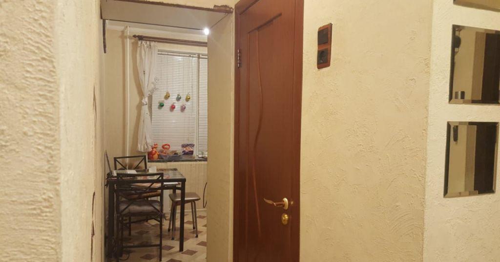 Продажа двухкомнатной квартиры поселок Лунёво, Гаражная улица 13, цена 3800000 рублей, 2021 год объявление №522243 на megabaz.ru