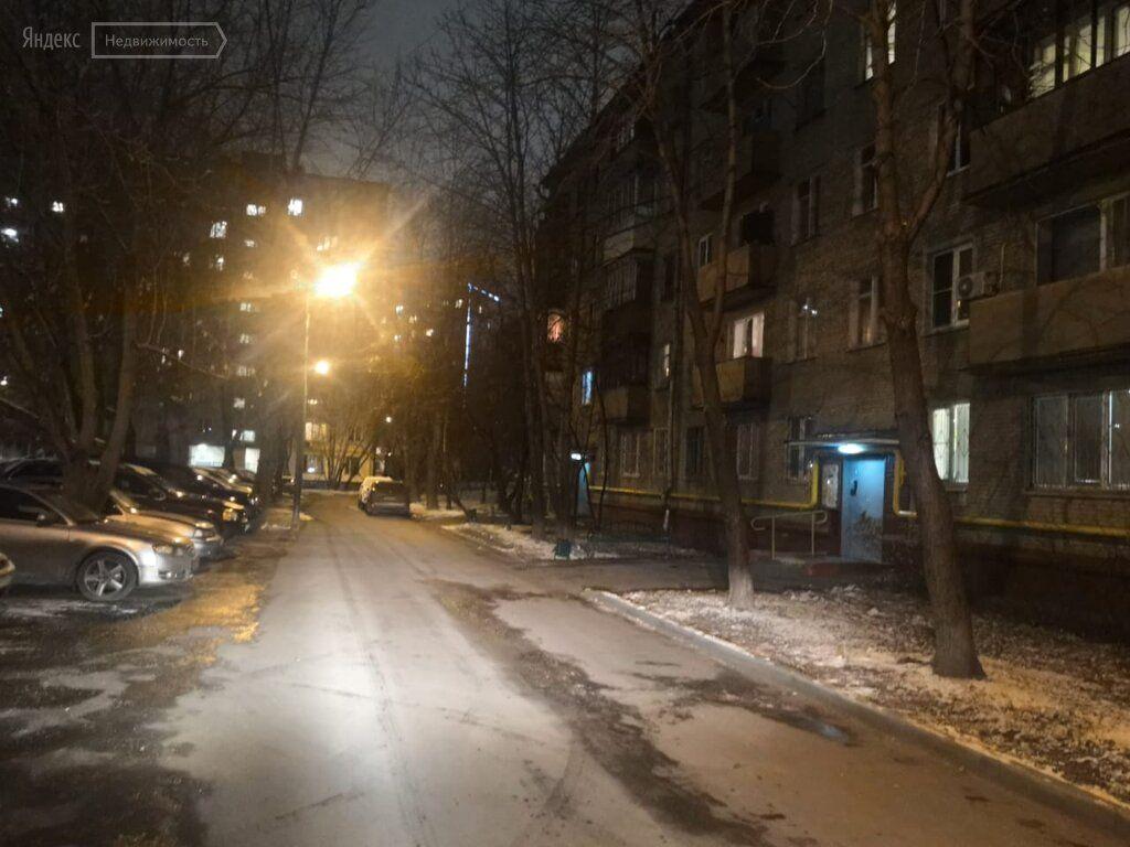 Продажа трёхкомнатной квартиры Москва, метро Братиславская, улица Верхние Поля 3к2, цена 9800000 рублей, 2021 год объявление №549925 на megabaz.ru